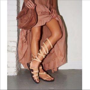 FP Gladiator Sandals